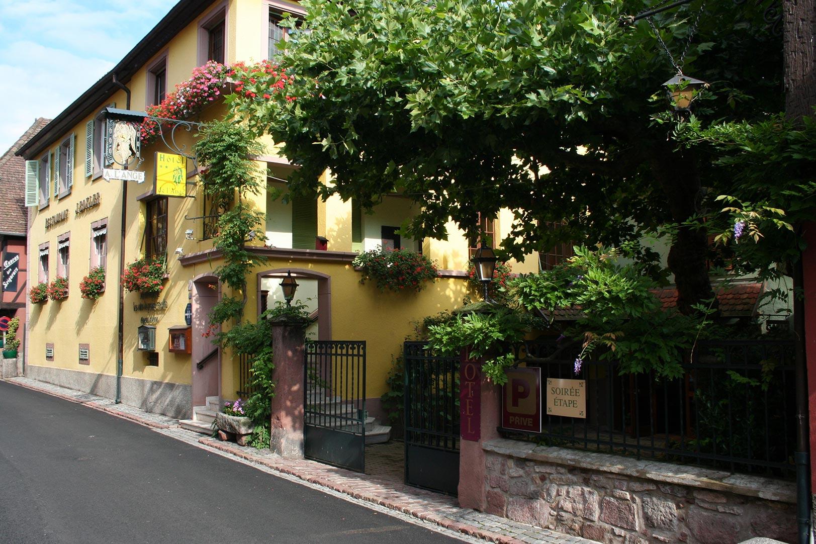 Hôtel Niedermorschwihr